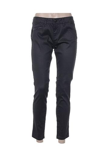 Pantalon 7/8 gris FIVE pour femme
