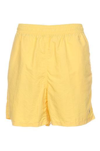 ralph lauren maillots de bain homme de couleur jaune