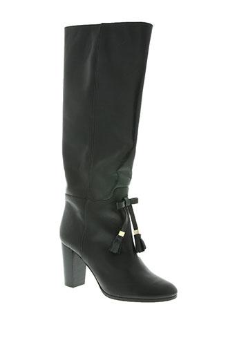 paule ka chaussures femme de couleur noir