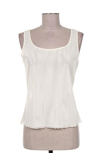 pier bé chemises femme de couleur beige