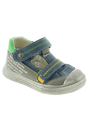 kouki chaussures garçon de couleur bleu