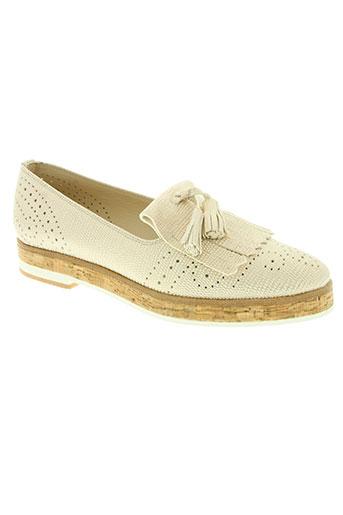 jhay chaussures femme de couleur beige
