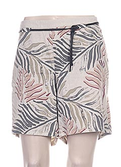 Produit-Shorts / Bermudas-Femme-GARCIA