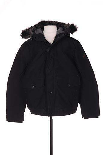timberland vestes homme de couleur noir
