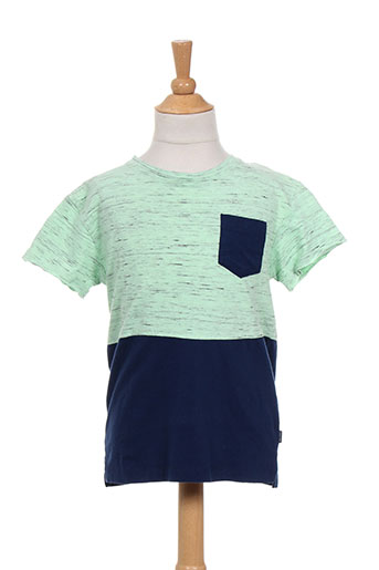 T-shirt manches courtes vert TIFFOSI pour fille
