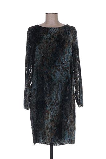 seventy robes femme de couleur bleu