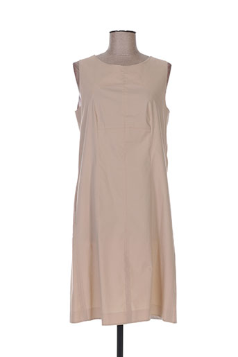 seventy robes femme de couleur beige