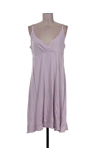 inge de jonge robes femme de couleur rose