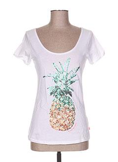 Produit-T-shirts-Femme-LE TEMPS DES CERISES