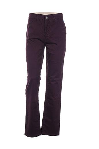 chipie pantalons femme de couleur violet
