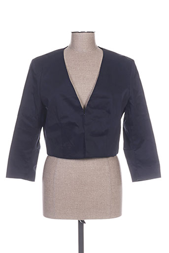 Veste casual bleu ESPRIT pour femme