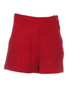 Produit-Shorts / Bermudas-Femme-DIFFERENTIEL