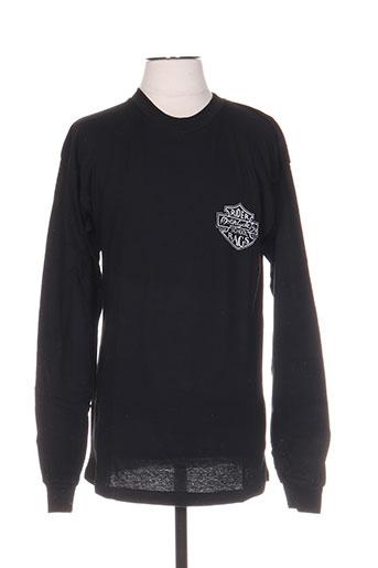 eureka t-shirts homme de couleur noir