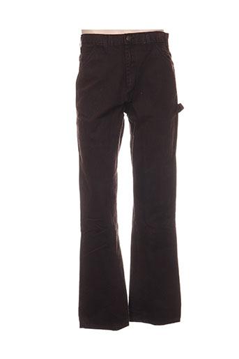 dickies jeans homme de couleur marron
