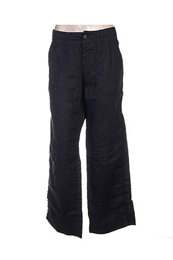 Pantalon casual noir ENERGIE pour homme