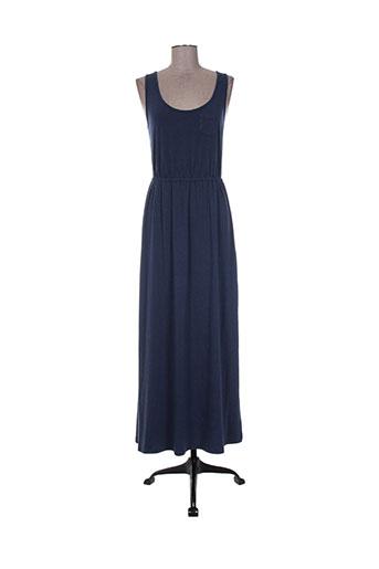 mismash robes femme de couleur bleu