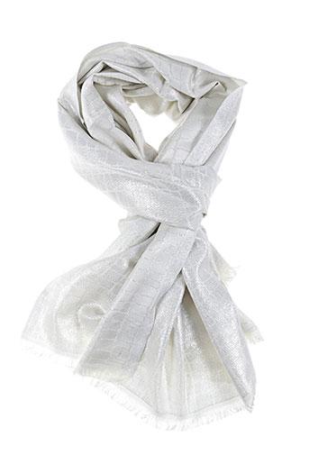 caroll accessoires femme de couleur gris