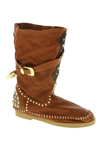 n°*11 chaussures femme de couleur marron