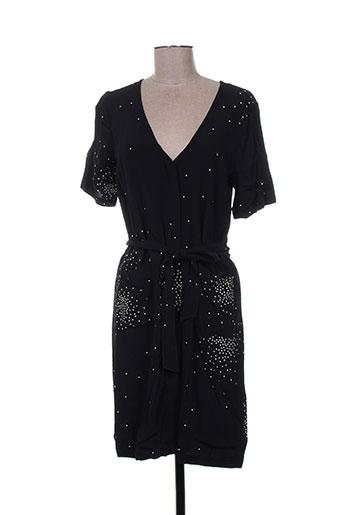 nice things robes femme de couleur noir