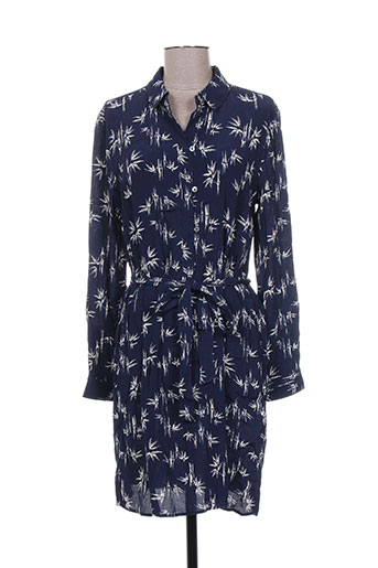nice things robes femme de couleur bleu