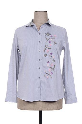 bariloche chemises femme de couleur gris