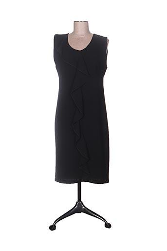 beaurivage robes femme de couleur noir