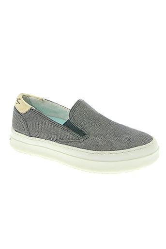 replay chaussures femme de couleur bleu