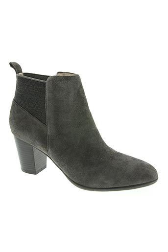 jb martin chaussures femme de couleur gris