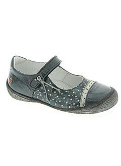 bbcce386687d7 Chaussures GBB Fille De Couleur Bleu En Soldes Pas Cher - Modz