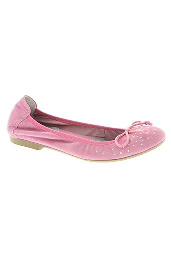 Ballerines rose ACEBOS pour fille
