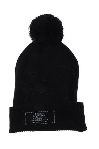 cheap monday accessoires homme de couleur noir