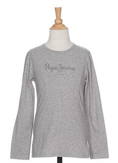 Produit-T-shirts-Fille-PEPE JEANS