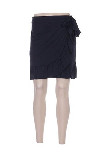 Jupe courte bleu SCOTCH & SODA pour femme
