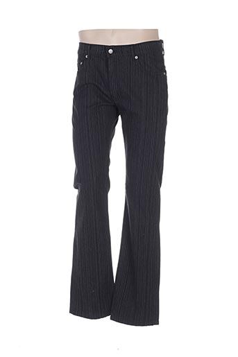 Pantalon casual gris GALLICE pour homme