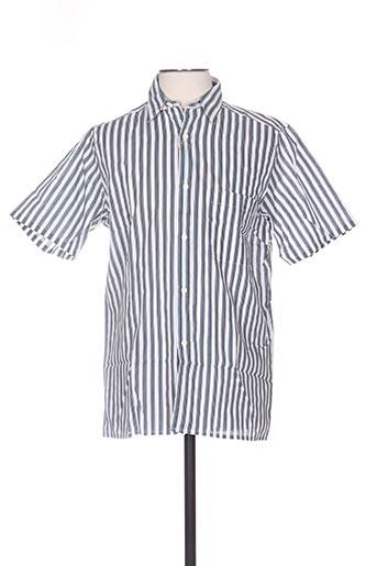 torrente chemises homme de couleur bleu