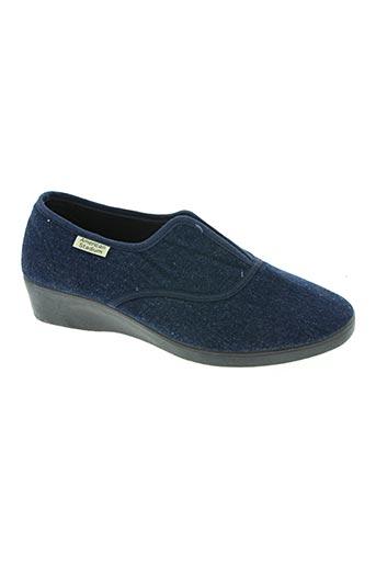american stadium chaussures femme de couleur bleu