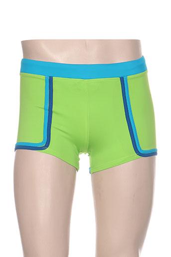 Short vert BORABORA pour homme