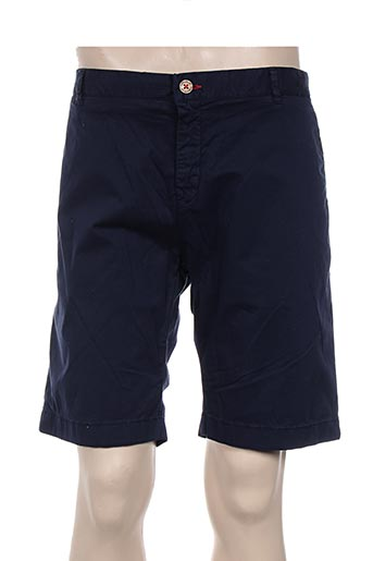 giorgio bellini shorts / bermudas homme de couleur bleu