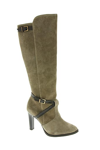 peter kaiser chaussures femme de couleur gris