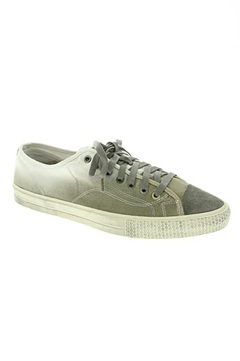 hugo boss chaussures homme de couleur gris