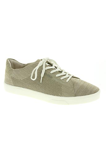 calvin klein chaussures femme de couleur beige