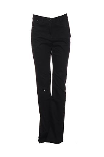 breal jeans femme de couleur noir