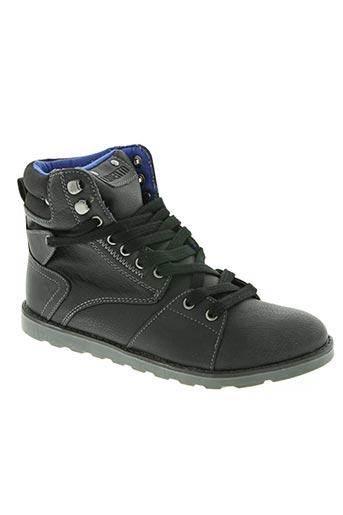 liberto chaussures garçon de couleur noir