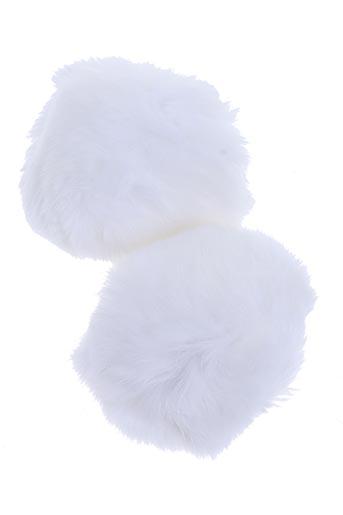 Accessoire pour chaussures blanc AUTOUR D'ELLE pour femme