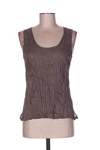 too katai chemises femme de couleur gris