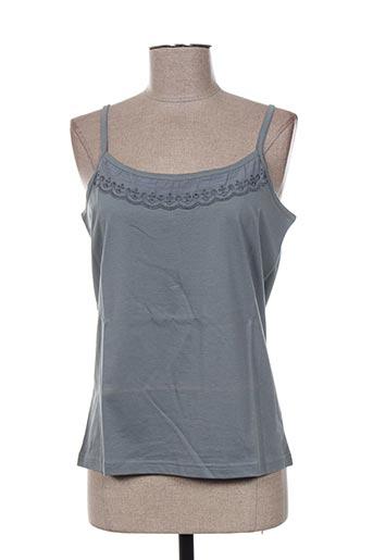 solola chemises femme de couleur gris
