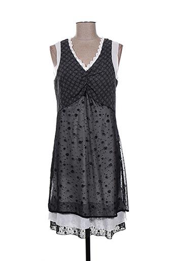 enjoy robes femme de couleur noir