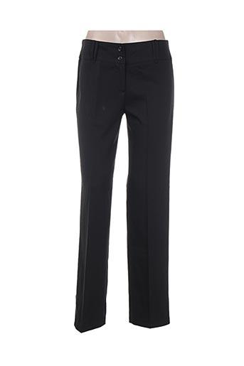 a.c.b by j.e creation pantalons femme de couleur noir