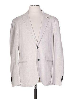 Veste casual gris LA MARTINA pour homme