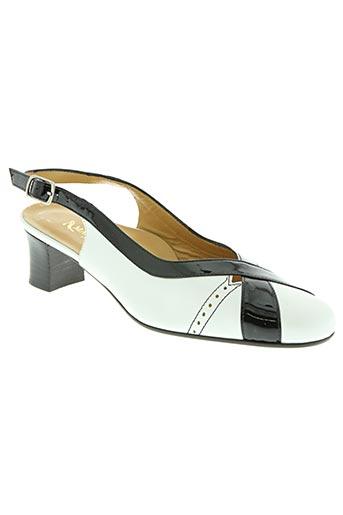 marco iommi chaussures femme de couleur blanc
